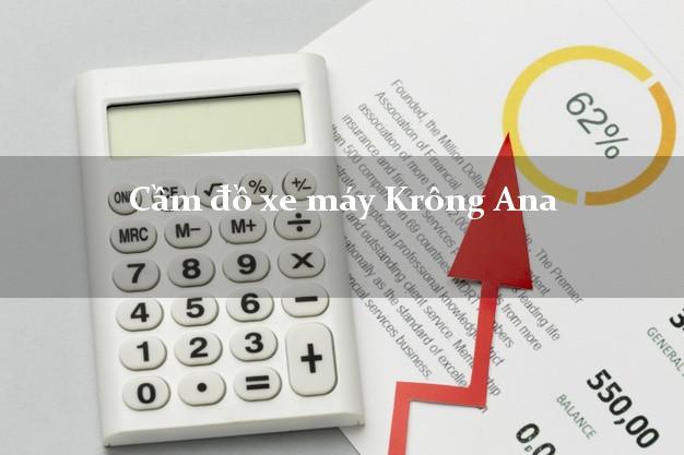 Cầm đồ xe máy Krông Ana Đắk Lắk