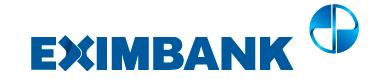 Lãi suất ngân hàng Eximbank 2021